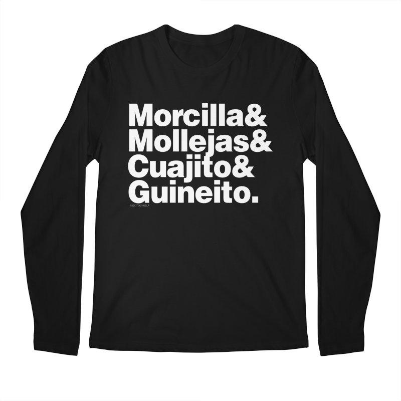 Cuchifrito Men's Longsleeve T-Shirt by Tachuela's Shop