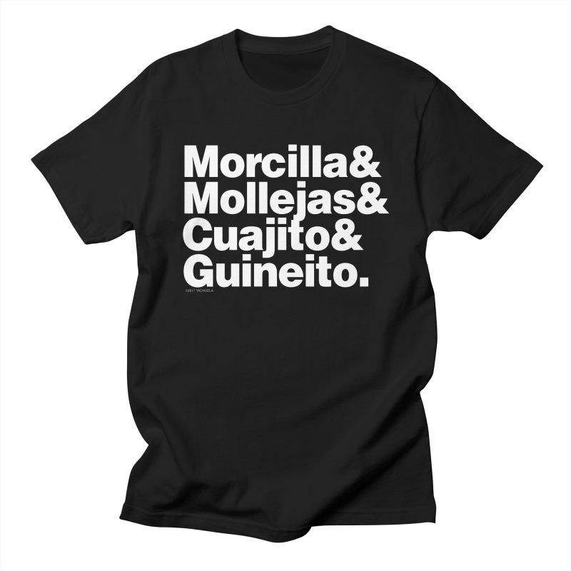 Cuchifrito Men's T-shirt by Tachuela's Shop