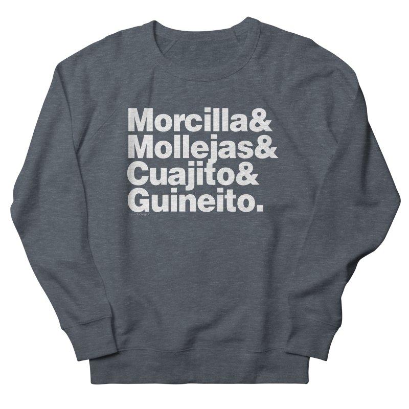 Cuchifrito Women's Sweatshirt by Tachuela's Shop
