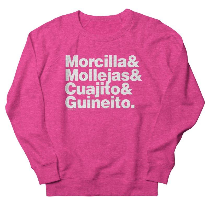 Cuchifrito Men's Sweatshirt by Tachuela's Shop