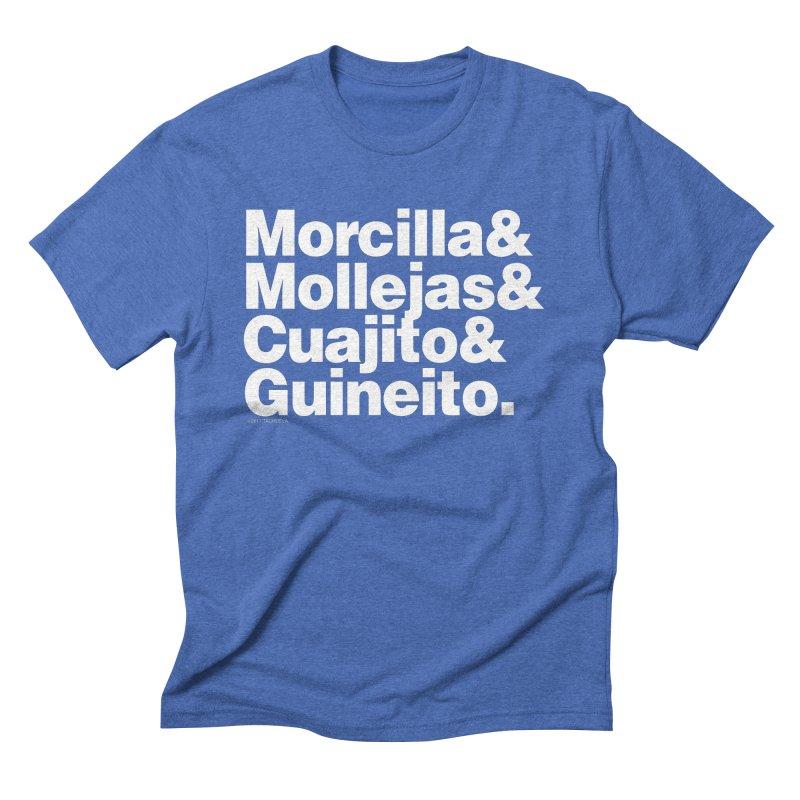 Cuchifrito Men's Triblend T-Shirt by Tachuela's Shop