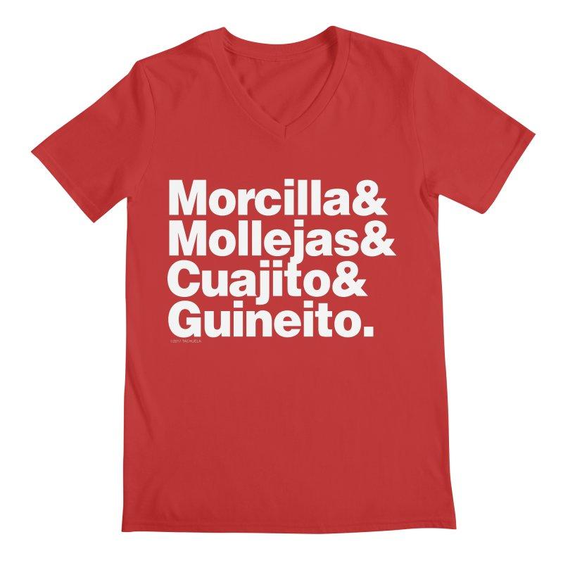 Cuchifrito Men's V-Neck by Tachuela's Shop