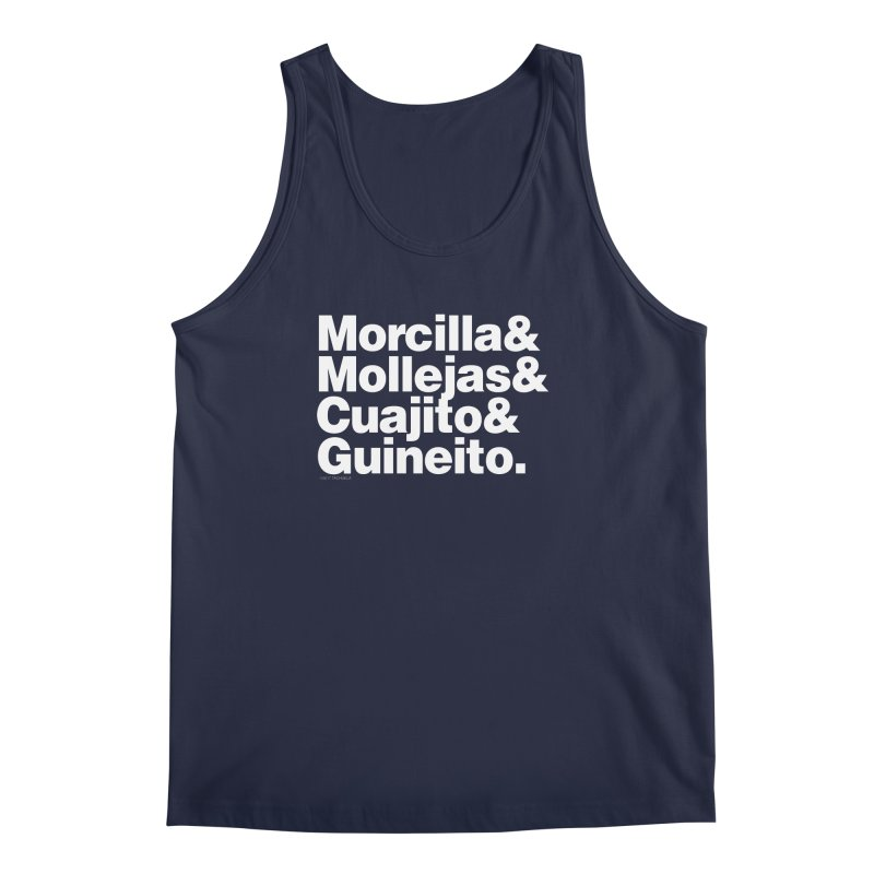 Cuchifrito Men's Tank by Tachuela's Shop