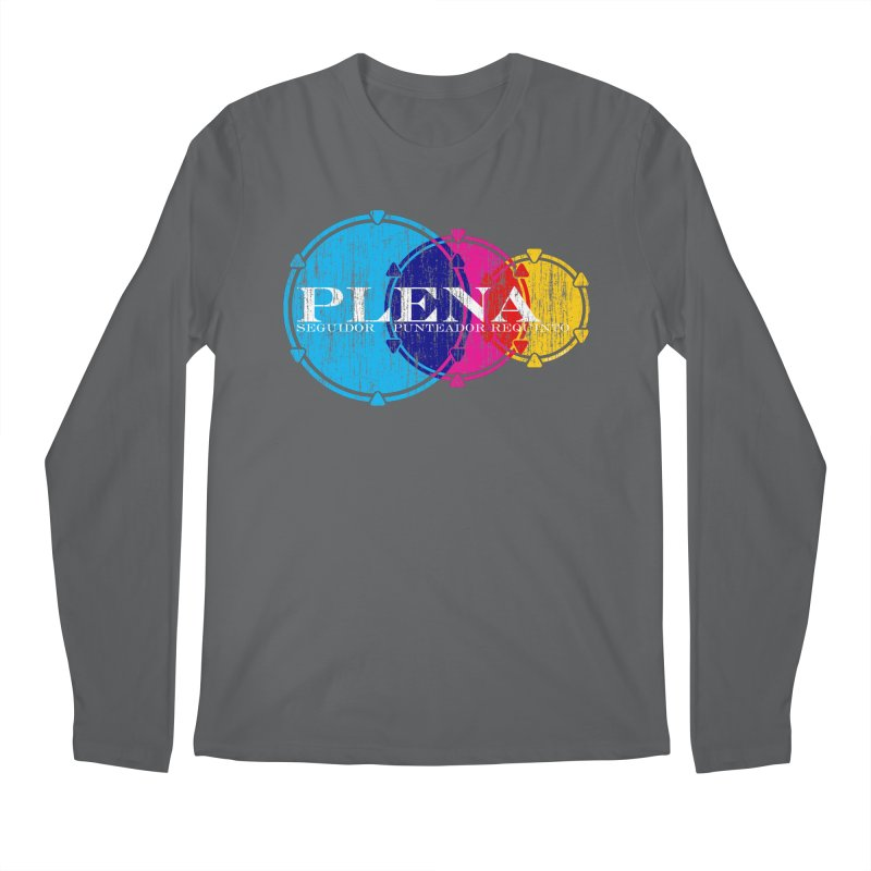 Plena Men's Longsleeve T-Shirt by Tachuela's Shop