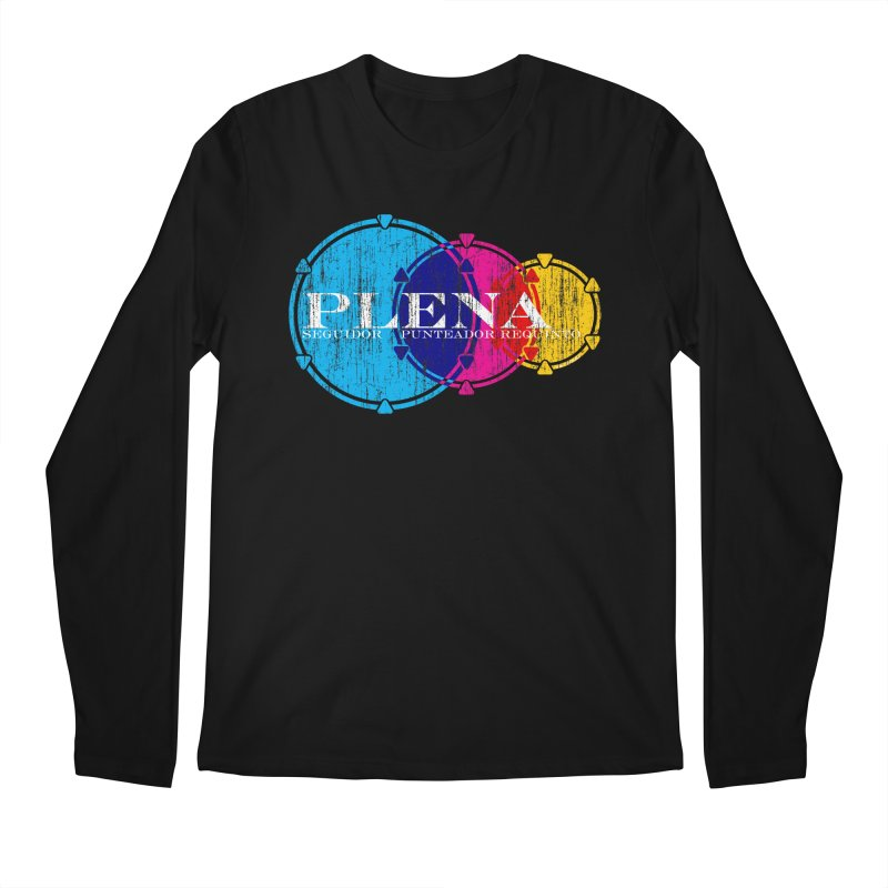 Plena Men's Longsleeve T-Shirt by Tachuela's Shop