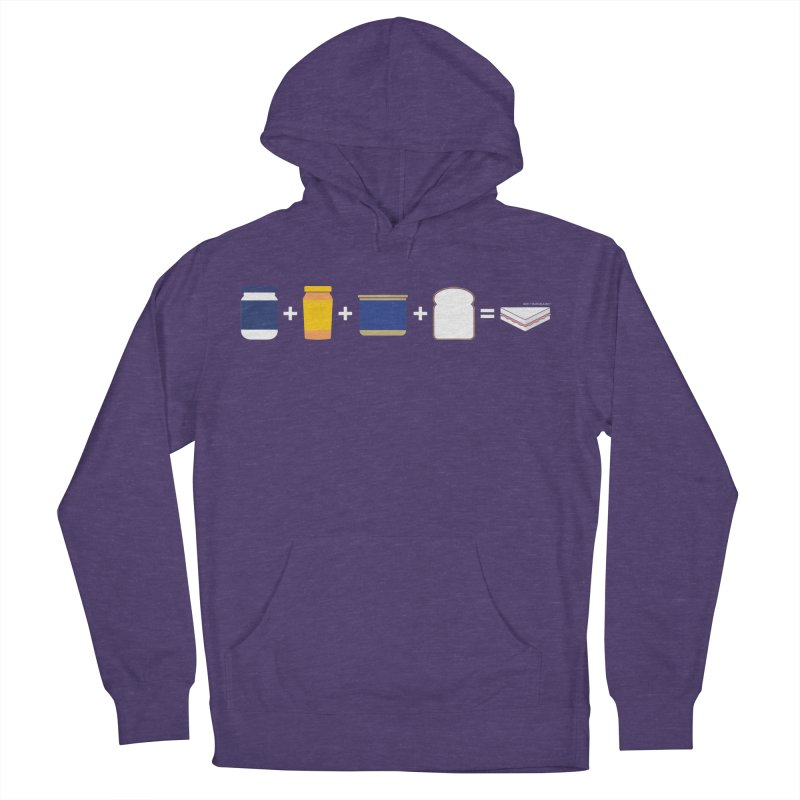 Sandwichitos Men's Pullover Hoody by Tachuela's Shop