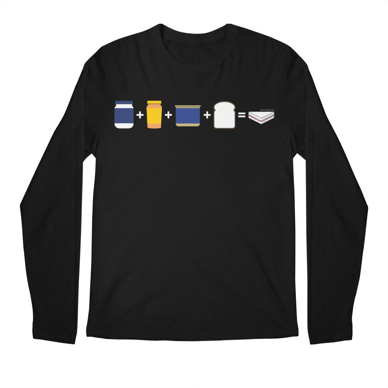 Sandwichitos Men's Longsleeve T-Shirt by Tachuela's Shop