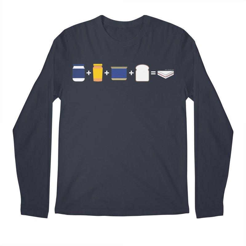 Sandwichitos Men's Longsleeve T-Shirt by Tachuela's Shop