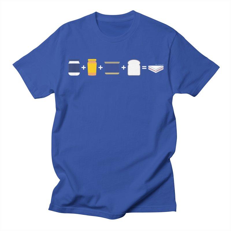 Sandwichitos Men's T-shirt by Tachuela's Shop