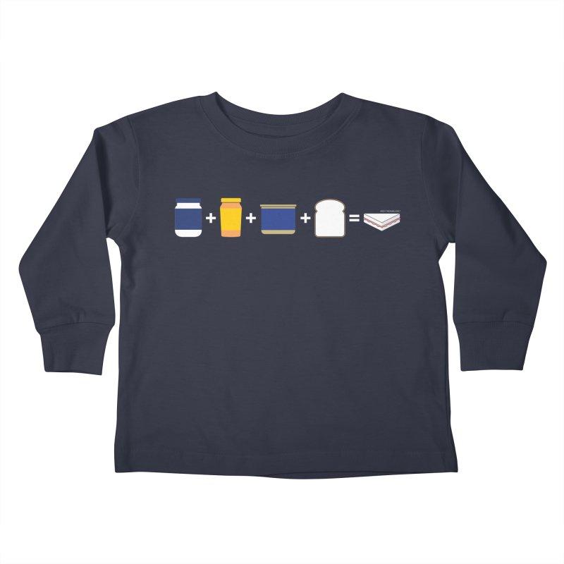 Sandwichitos Kids Toddler Longsleeve T-Shirt by Tachuela's Shop