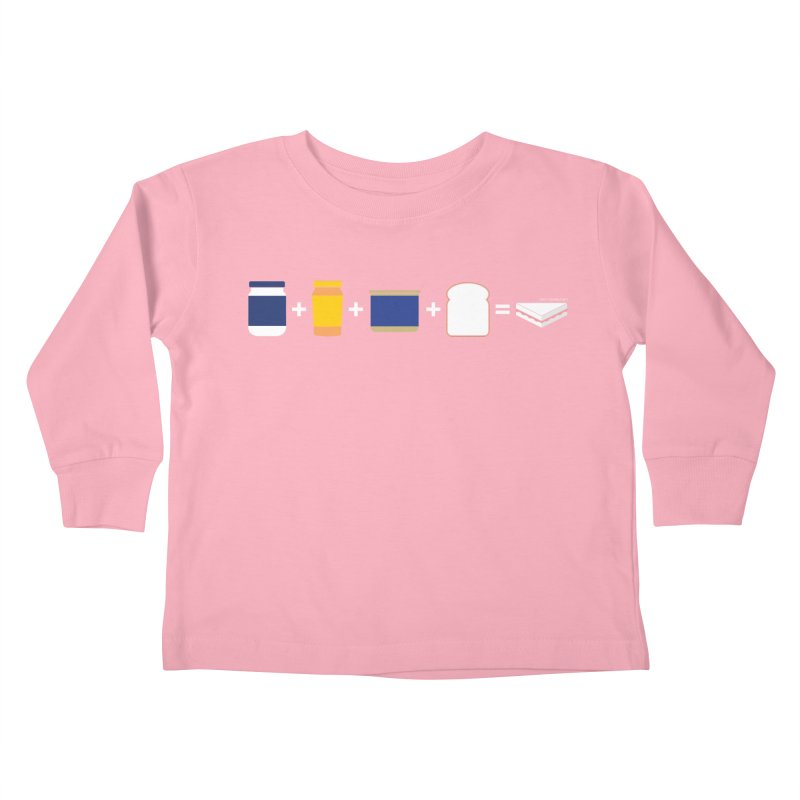 Sandwichitos Kids Toddler Longsleeve T-Shirt by Tachuela's Shop