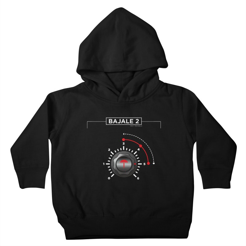 BAJALE 2 Kids Toddler Pullover Hoody by Tachuela's Shop