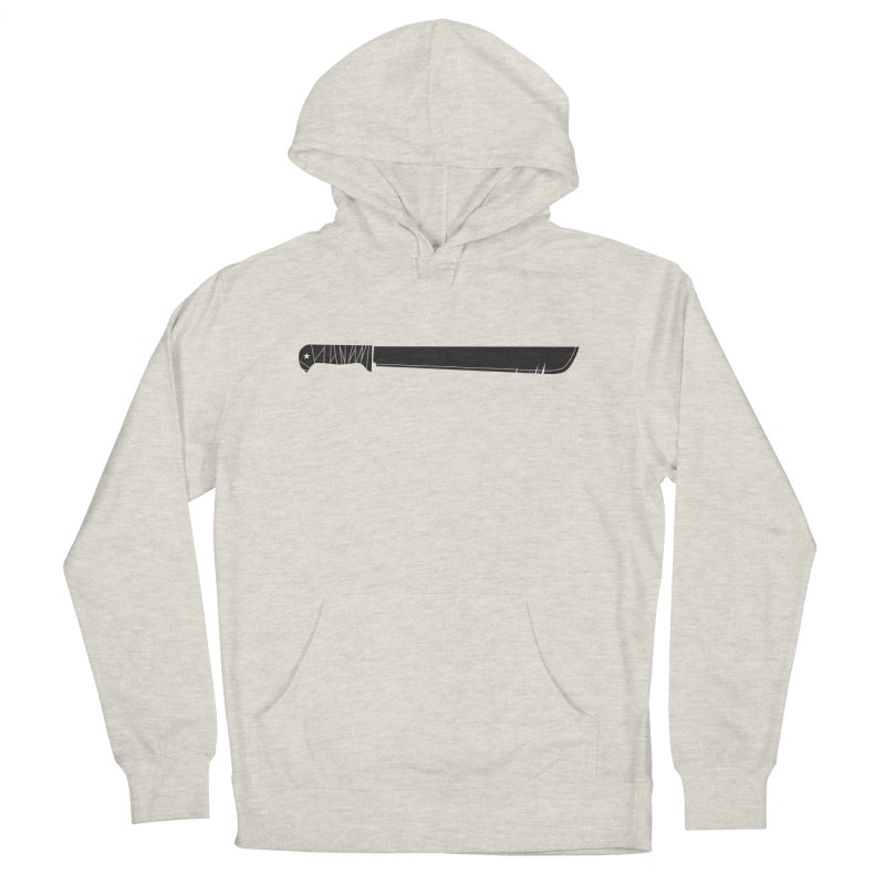 Machete Men's Pullover Hoody by Tachuela's Shop