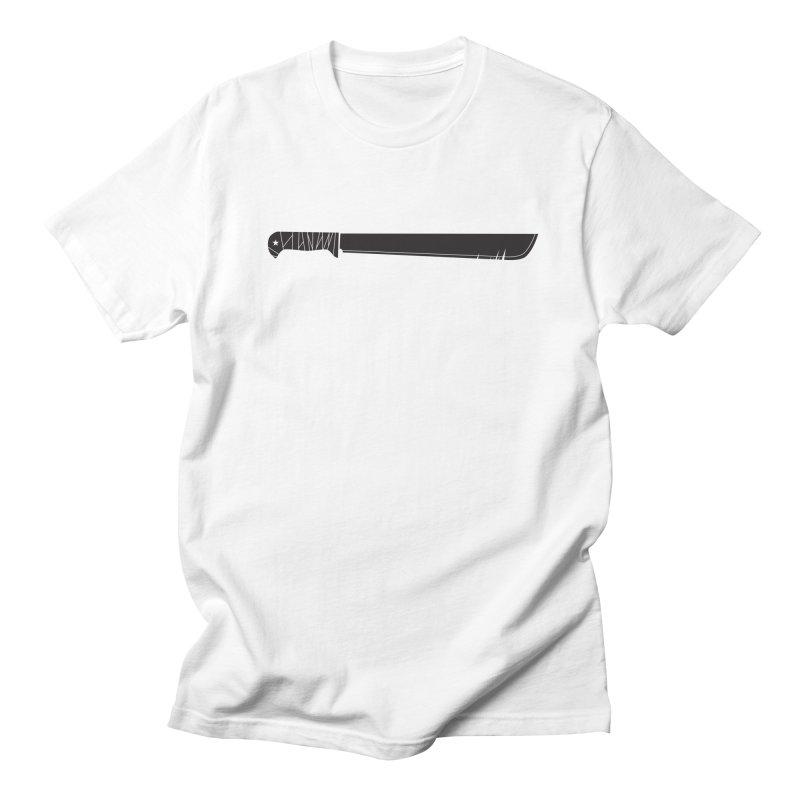 Machete Men's T-Shirt by Tachuela's Shop