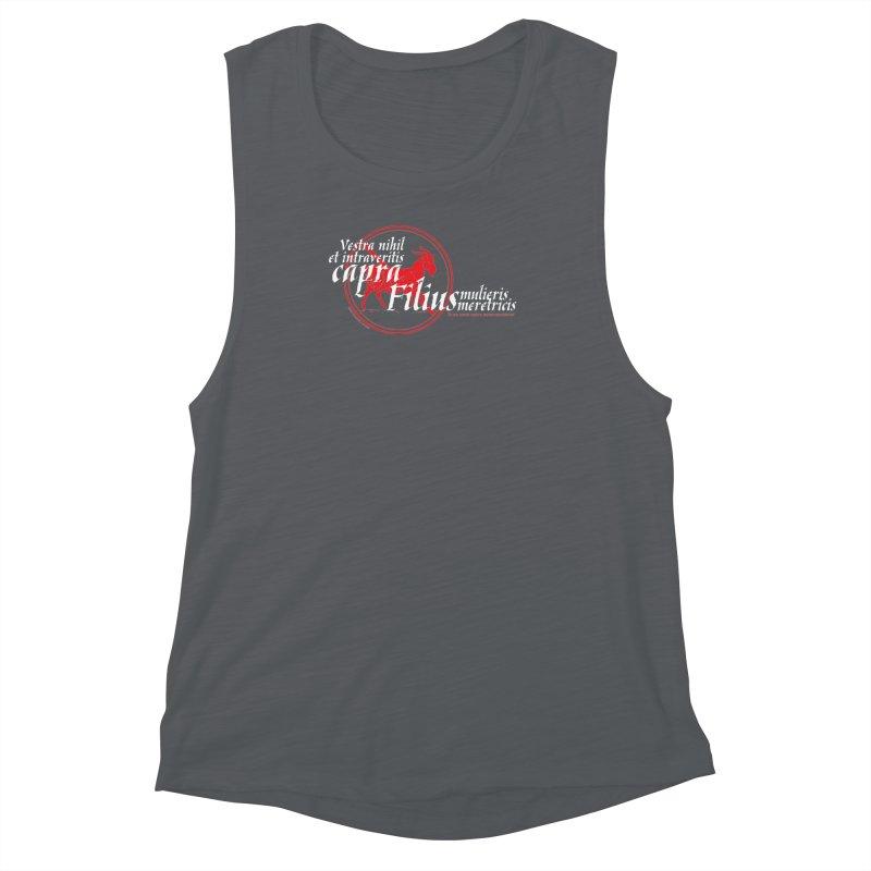 Tu no mete cabra Women's Muscle Tank by Tachuela's Shop