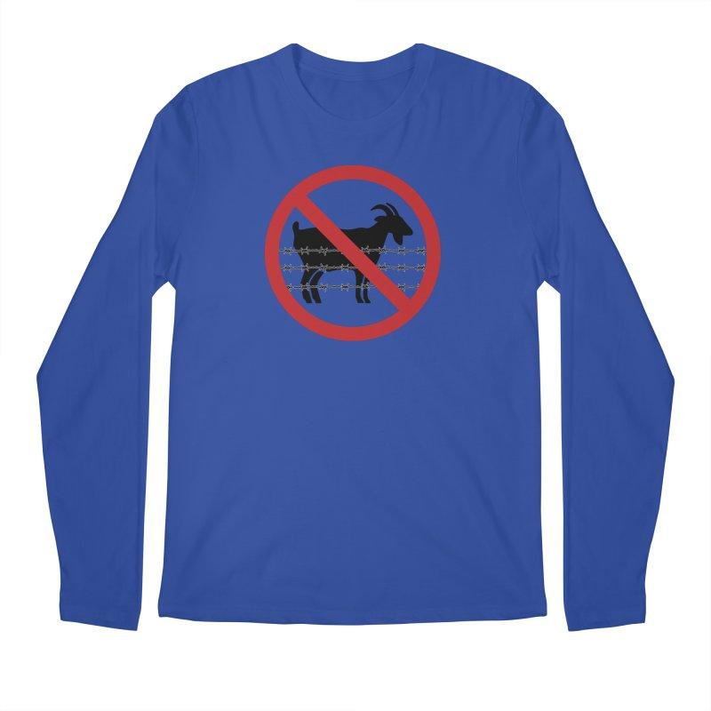 Cabras Men's Longsleeve T-Shirt by Tachuela's Shop