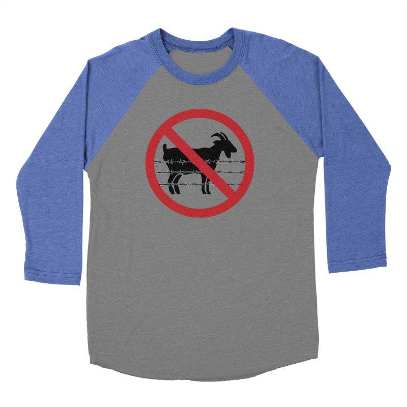 Cabras Women's Baseball Triblend T-Shirt by Tachuela's Shop