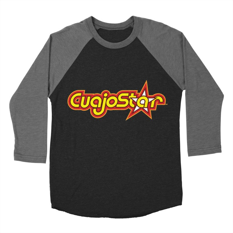 CuajoStar Men's Baseball Triblend T-Shirt by Tachuela's Shop
