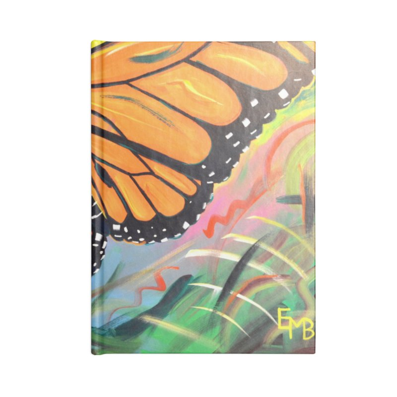 Monarch Migration Accessories Notebook by taeamade's Artist Shop