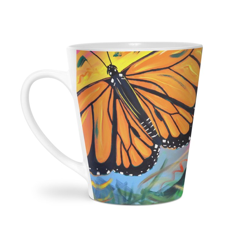 Monarch Migration Accessories Mug by taeamade's Artist Shop