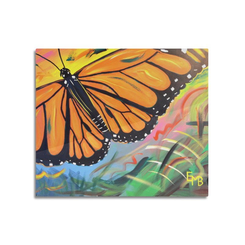 Monarch Migration Home Mounted Acrylic Print by taeamade's Artist Shop