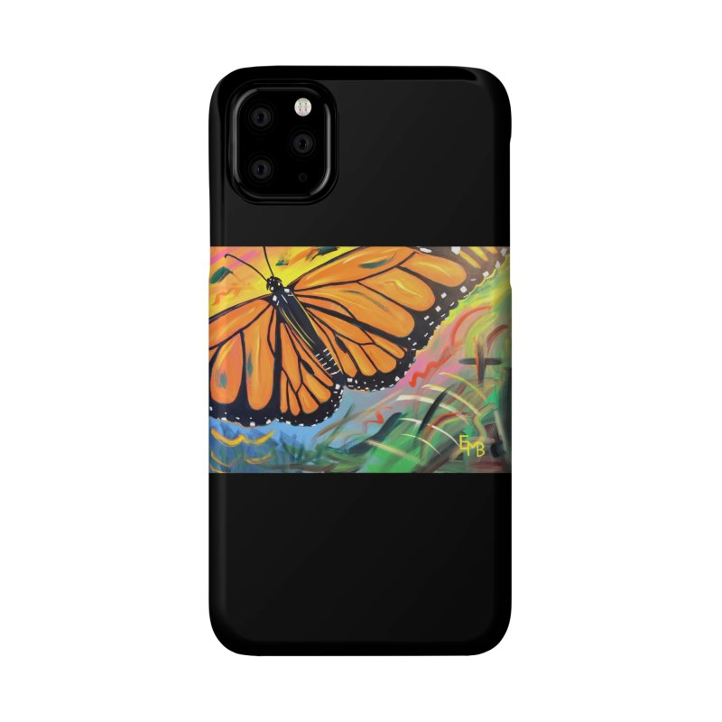 Monarch Migration Accessories Phone Case by taeamade's Artist Shop