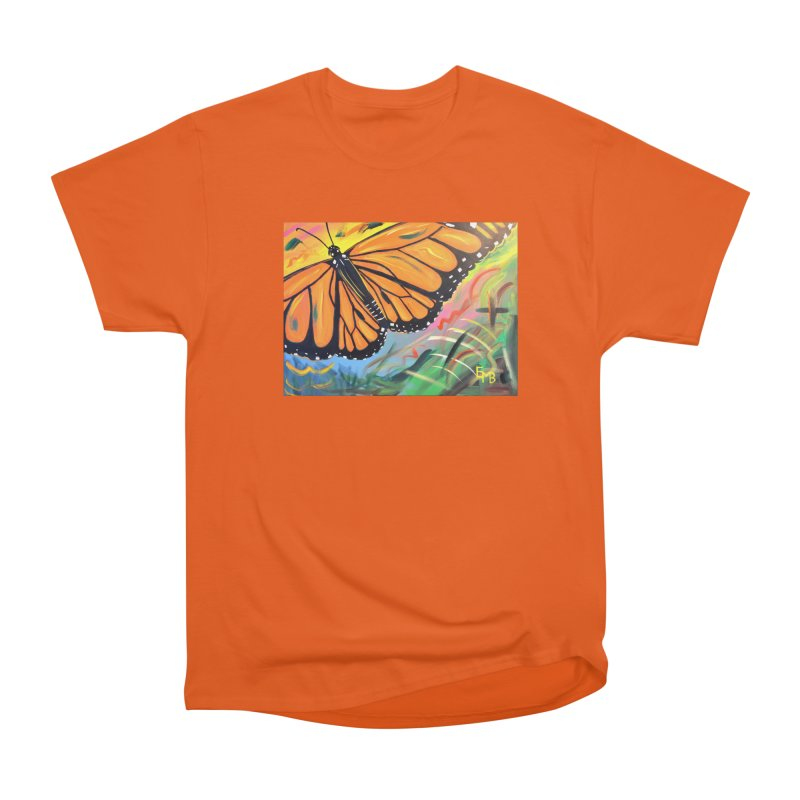 Monarch Migration Men's T-Shirt by taeamade's Artist Shop