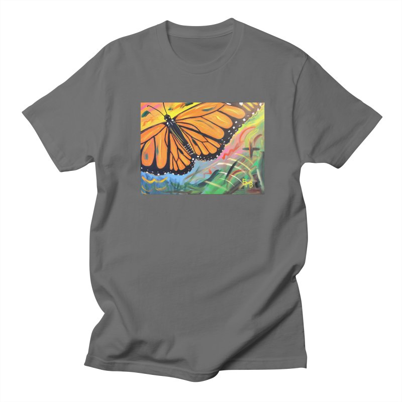 Monarch Migration Men's T-Shirt by taeamade's Artist Shop