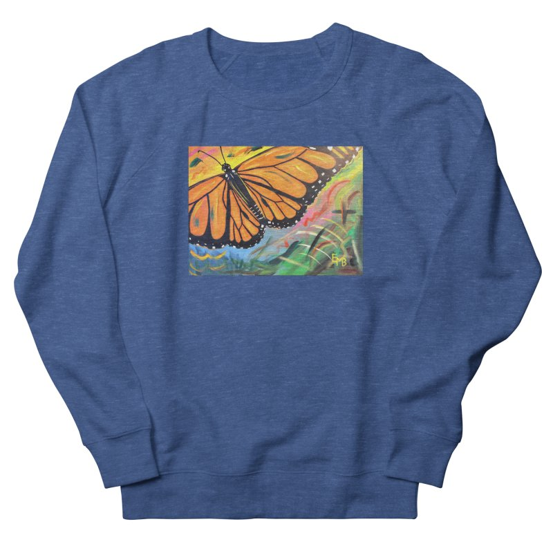 Monarch Migration Men's Sweatshirt by taeamade's Artist Shop