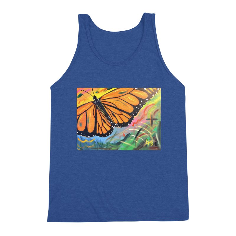 Monarch Migration Men's Tank by taeamade's Artist Shop