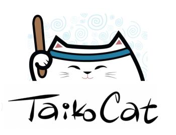 TaikoCat Logo