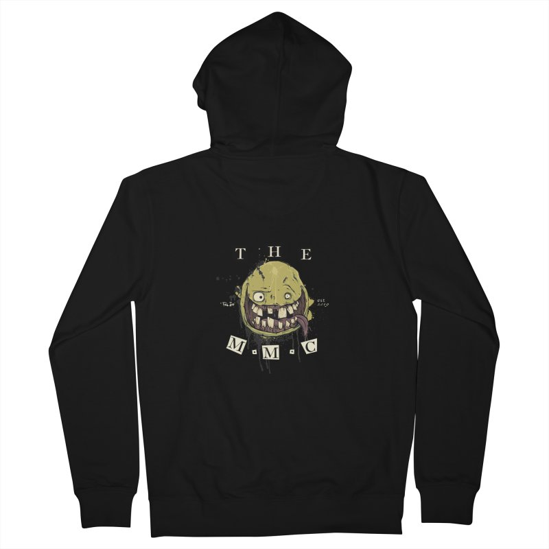 The M.M.C Hoodie Men's French Terry Zip-Up Hoody by Tail Jar's Artist Shop