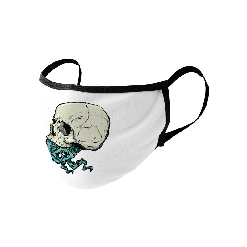 Tentacles Accessories Face Mask by Tail Jar's Artist Shop