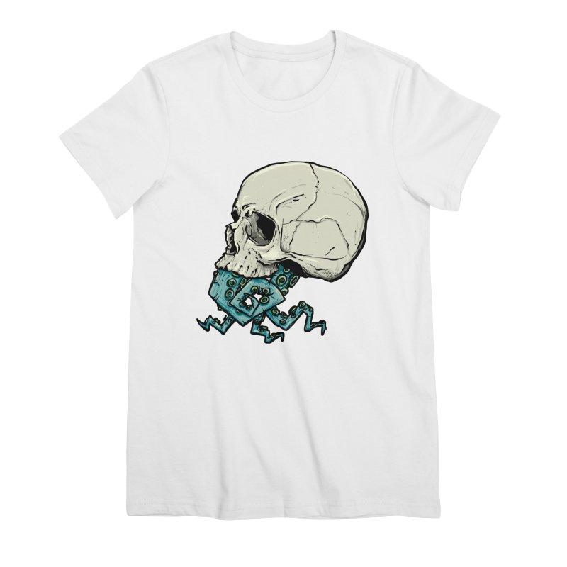 Tentacles Women's Premium T-Shirt by Tail Jar's Artist Shop