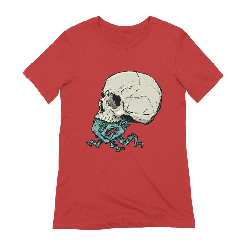 Tentacles Women's Extra Soft T-Shirt by Tail Jar's Artist Shop