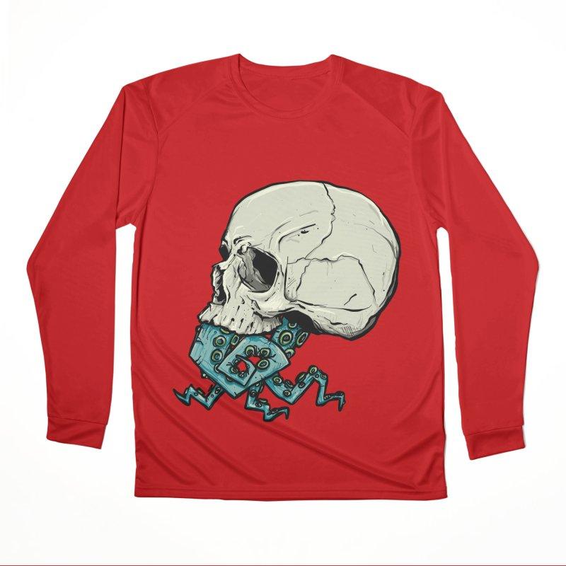 Tentacles Men's Performance Longsleeve T-Shirt by Tail Jar's Artist Shop