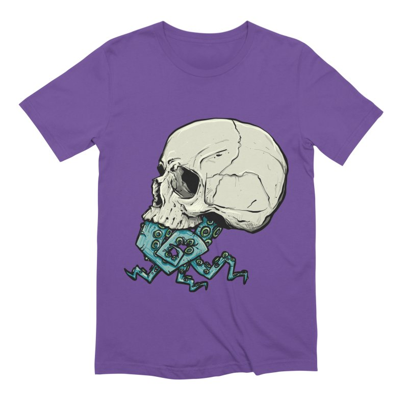 Tentacles Men's Extra Soft T-Shirt by Tail Jar's Artist Shop