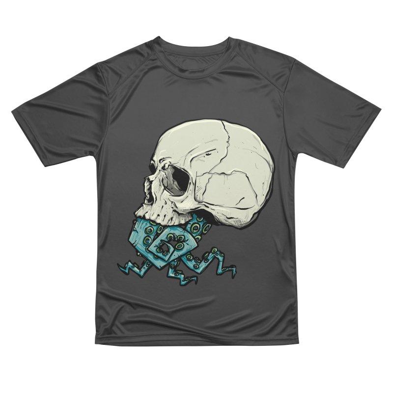 Tentacles Women's Performance Unisex T-Shirt by Tail Jar's Artist Shop