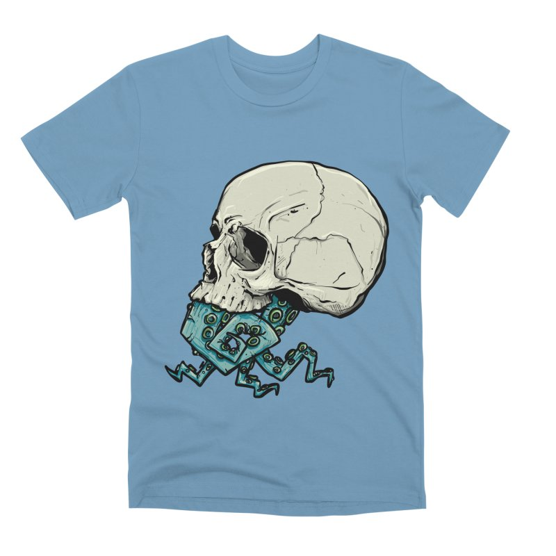 Tentacles Men's Premium T-Shirt by Tail Jar's Artist Shop