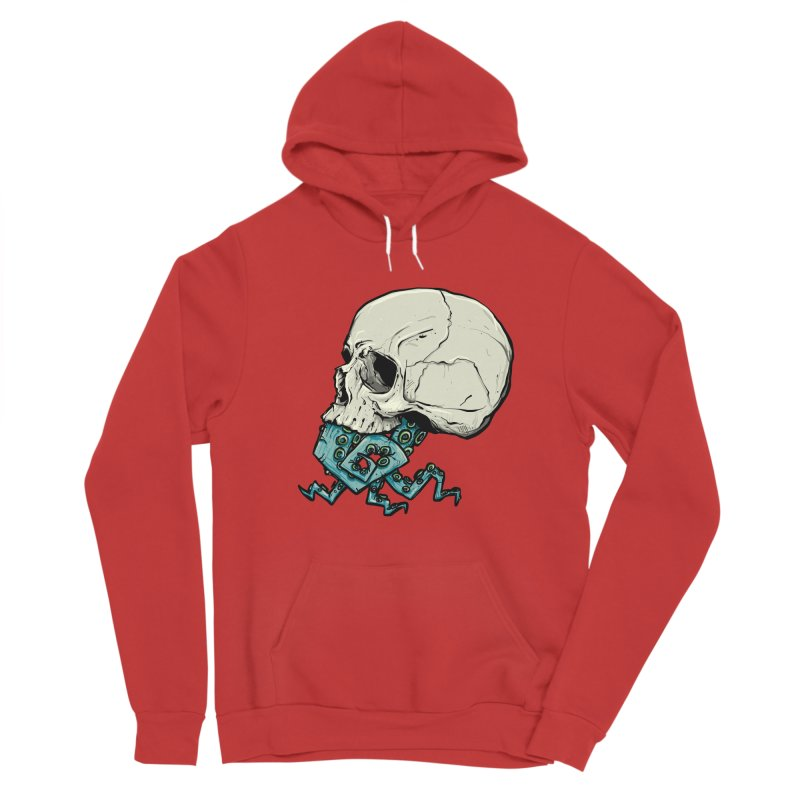 Tentacles Women's Sponge Fleece Pullover Hoody by Tail Jar's Artist Shop