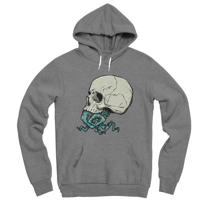 Tentacles Men's Sponge Fleece Pullover Hoody by Tail Jar's Artist Shop