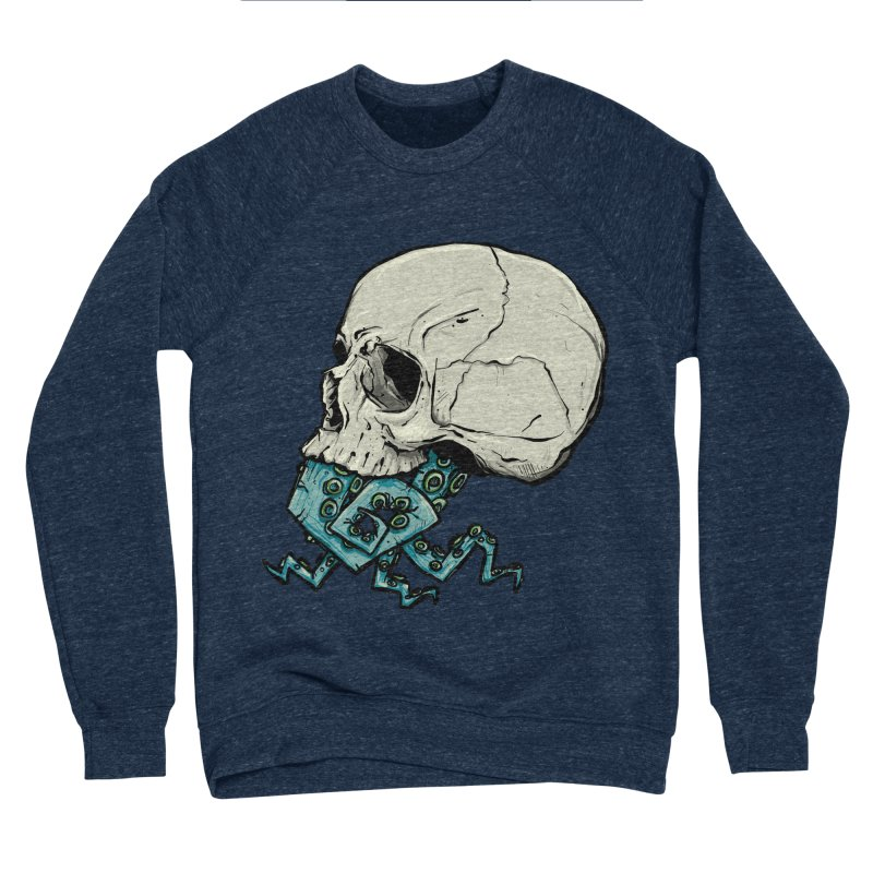 Tentacles Men's Sponge Fleece Sweatshirt by Tail Jar's Artist Shop