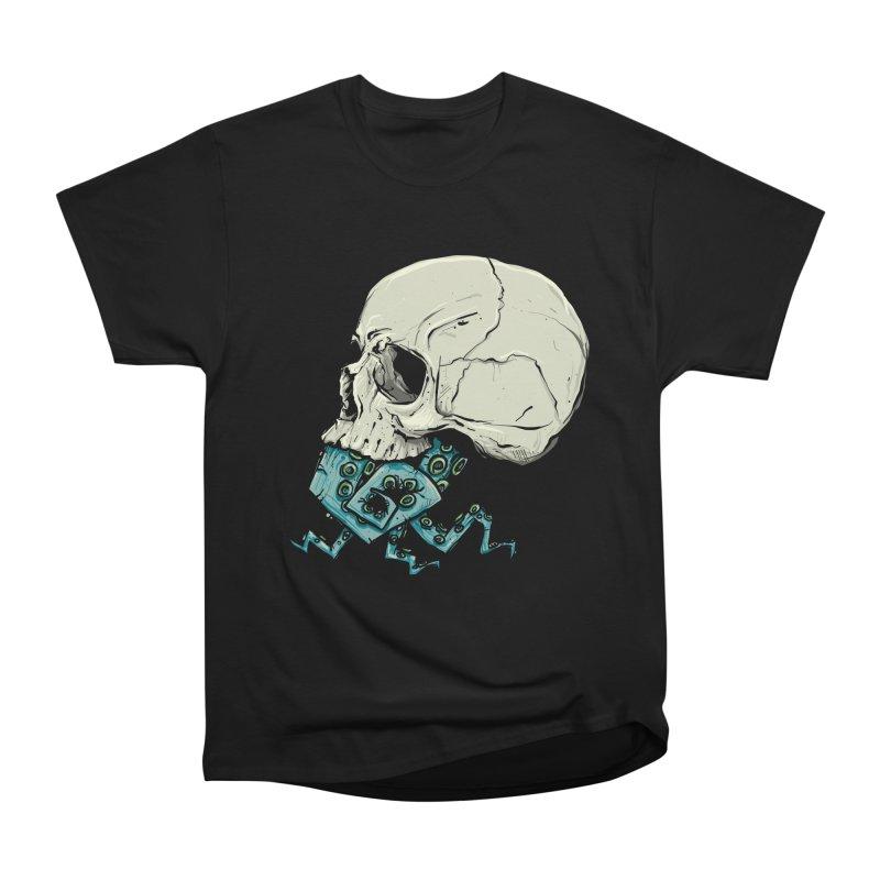 Tentacles Men's Heavyweight T-Shirt by Tail Jar's Artist Shop