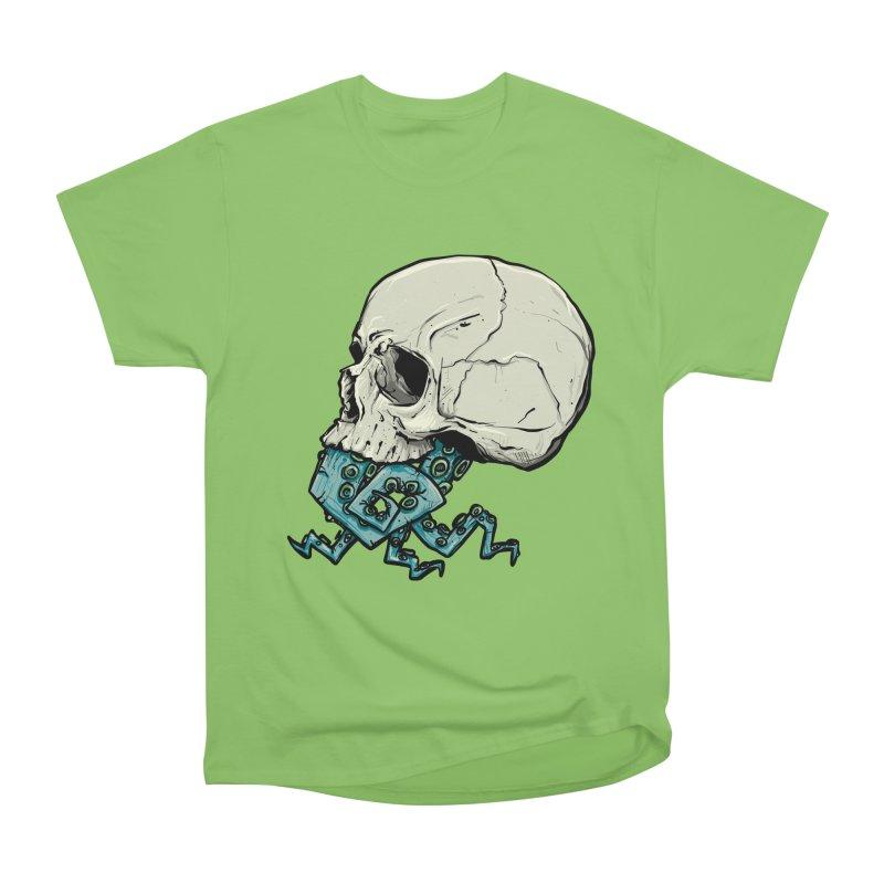 Tentacles Women's Heavyweight Unisex T-Shirt by Tail Jar's Artist Shop