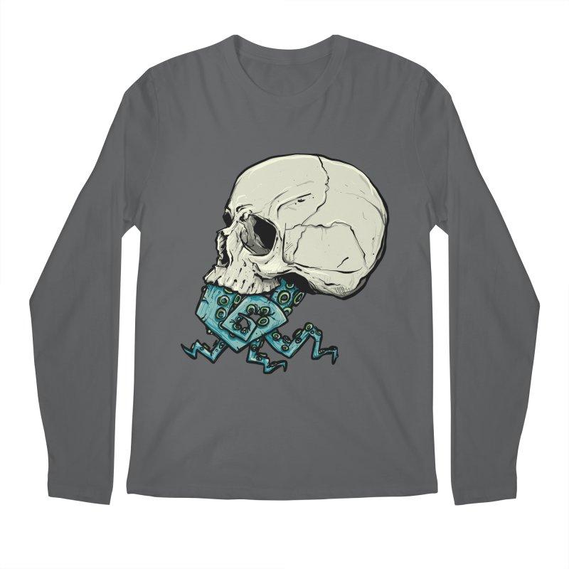 Tentacles Men's Regular Longsleeve T-Shirt by Tail Jar's Artist Shop