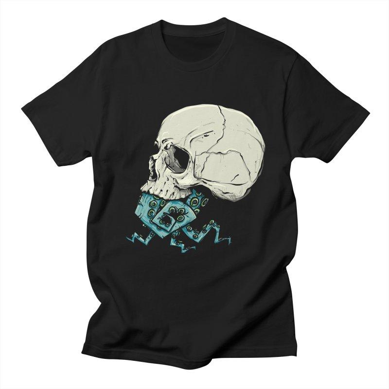 Tentacles Women's Regular Unisex T-Shirt by Tail Jar's Artist Shop