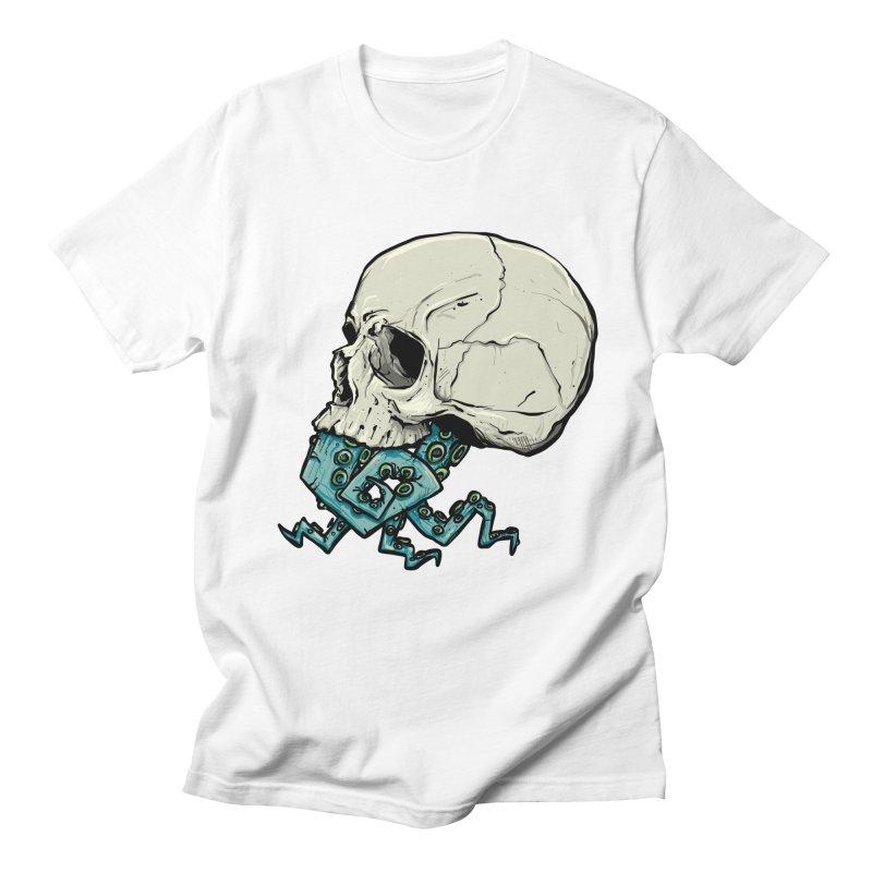 Tentacles Men's Regular T-Shirt by Tail Jar's Artist Shop