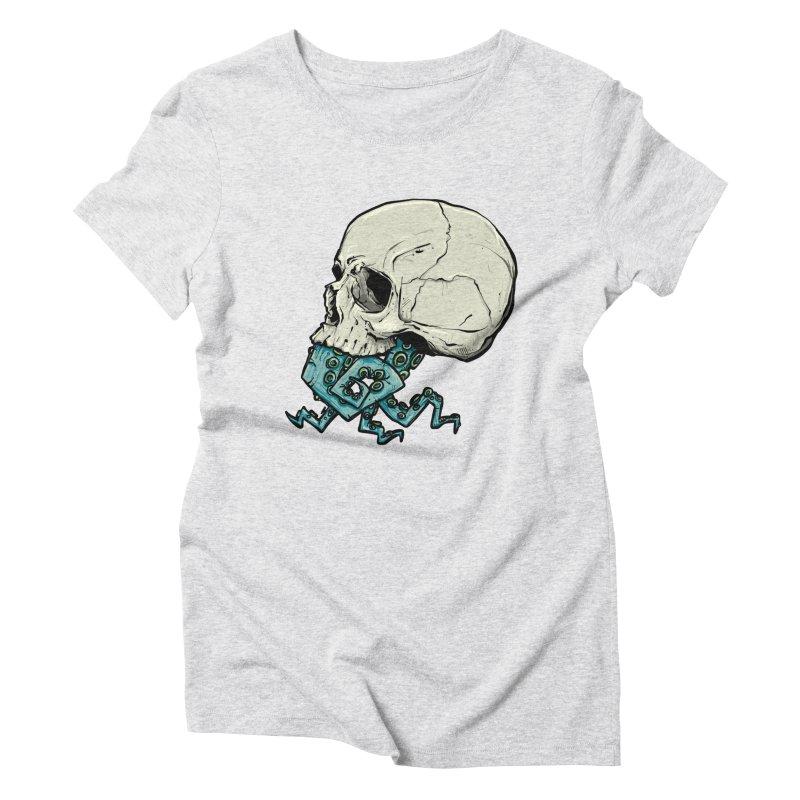 Tentacles Women's T-Shirt by Tail Jar's Artist Shop