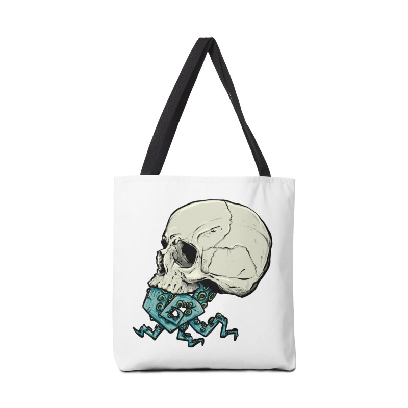 Tentacles Accessories Tote Bag Bag by Tail Jar's Artist Shop