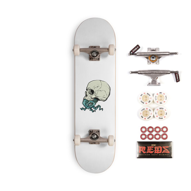 Tentacles Accessories Complete - Pro Skateboard by Tail Jar's Artist Shop